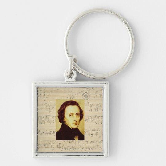 Chopin key chain