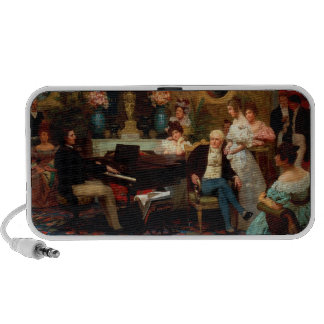 Chopin Playing the Piano Mp3 Speaker