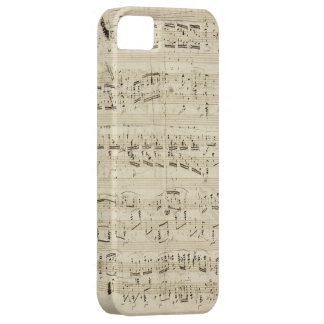 Chopin - Polonaise iPhone 5 Cases