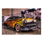 Chopped Gangster Led Sled in HDR Posters