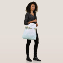 """Chopped or shoulder bag """"The View"""", pastel"""