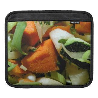 Chopped Salad iPad Sleeves
