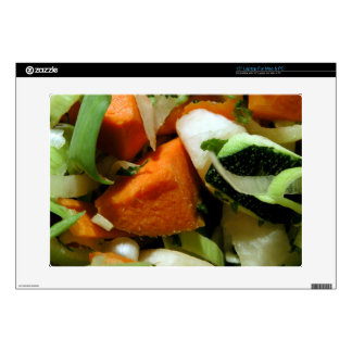 Chopped Salad Laptop Decals