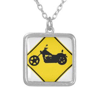 """Chopper bike"" Personalized Necklace"