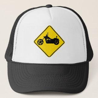 """""""Chopper bike"""" Trucker Hat"""