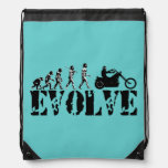 Chopper Biker Motorcycle Sports Cinch Bags