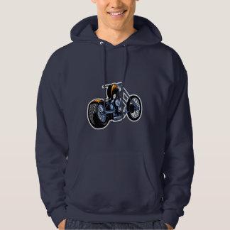 Chopper; Blue Hoodie