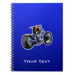 Chopper; Blue Notebooks