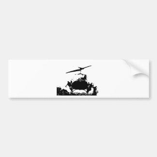 Chopper Bumper Sticker