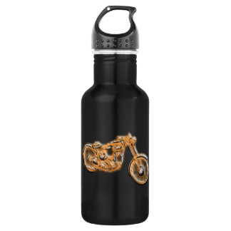 Chopper Cruiser Stainless Steel Water Bottle