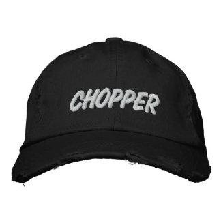 CHOPPER GORRA DE BEISBOL BORDADA