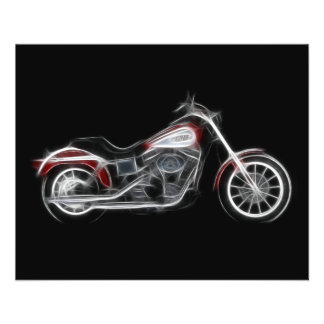 Chopper Hog Heavyweight Motorcycle Flyer