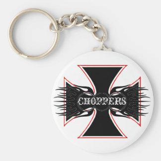 chopper maniac keychain