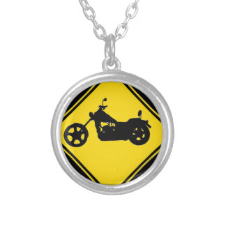 """""""Chopper Motorcycle"""" Necklace"""
