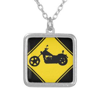 """Chopper Motorcycle"" Pendants"