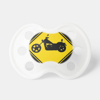 """""""Chopper Motorcycle"""" Pacifier"""