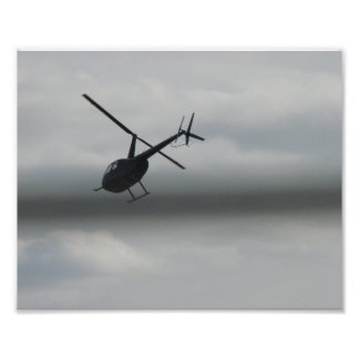 Chopper Photo Print