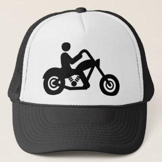 Chopper Rider Trucker Hat