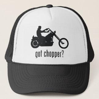 Chopper Trucker Hat