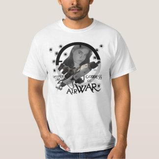 Choppergir's AIRWAR T-shirt XL Version 2