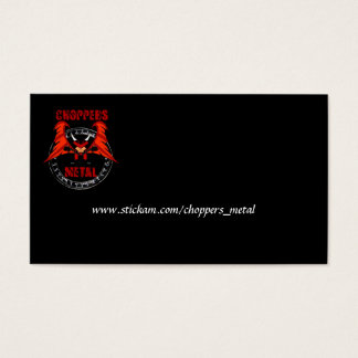 choppers cards