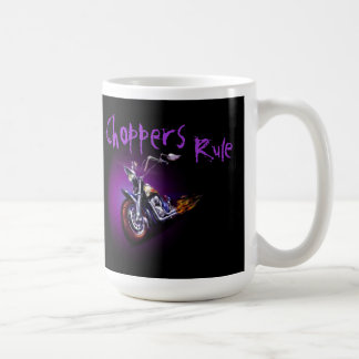 Choppers Rule Mug