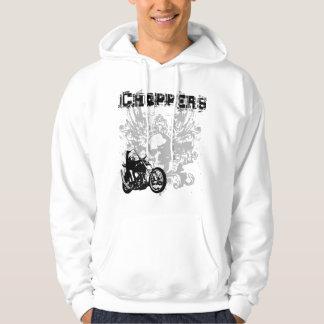 Choppers Skull Hoodie