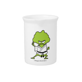 Choppin_Brocco_Lee_Tee Beverage Pitcher