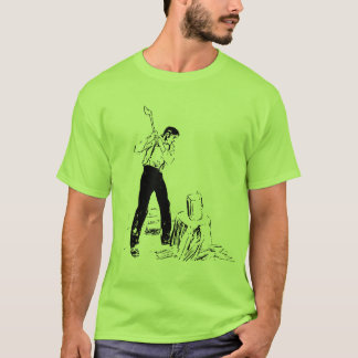 Chopping Wood T-Shirt
