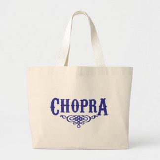 Chopra Tote Bags