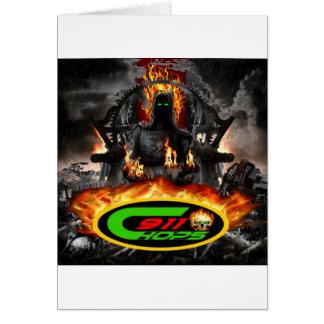 Chops911 Gear Card