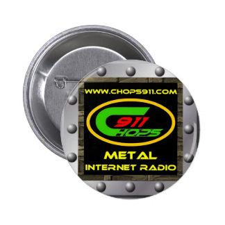 Chops911 Pin