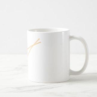Chopsticks Holding Sushi Coffee Mug