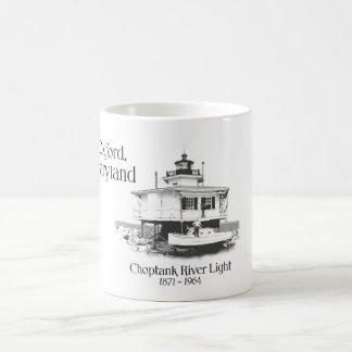 Choptank River Light Coffee Mug