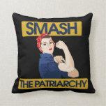Choque el patriarcado almohada