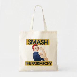 Choque el patriarcado bolsa