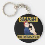 Choque el patriarcado llavero