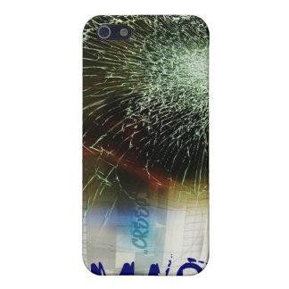 Choque su TV iPhone 5 Carcasa