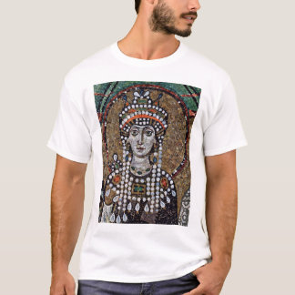 Chor Mosaics At San Vitale In Ravenna, Szene: Empr T-Shirt