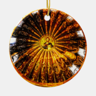 Chora Dome Ceramic Ornament