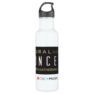 Choral Concert Stainless Steel Water Bottle