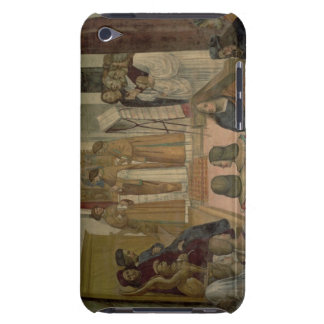 Choral Scene, from the Life of St. Benedict (fresc Barely There iPod Cases