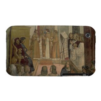 Choral Scene, from the Life of St. Benedict (fresc iPhone 3 Covers