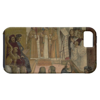 Choral Scene, from the Life of St. Benedict (fresc iPhone 5 Case