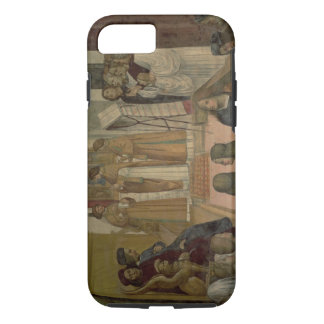 Choral Scene, from the Life of St. Benedict (fresc iPhone 8/7 Case