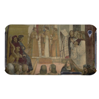 Choral Scene, from the Life of St. Benedict (fresc iPod Case-Mate Case