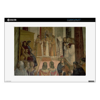 Choral Scene, from the Life of St. Benedict (fresc Laptop Skins
