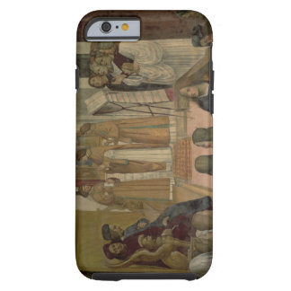 Choral Scene, from the Life of St. Benedict (fresc Tough iPhone 6 Case