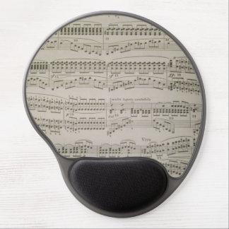 Chords and Arpeggios Gel Mousepad
