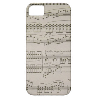 Chords and Arpeggios iPhone Case